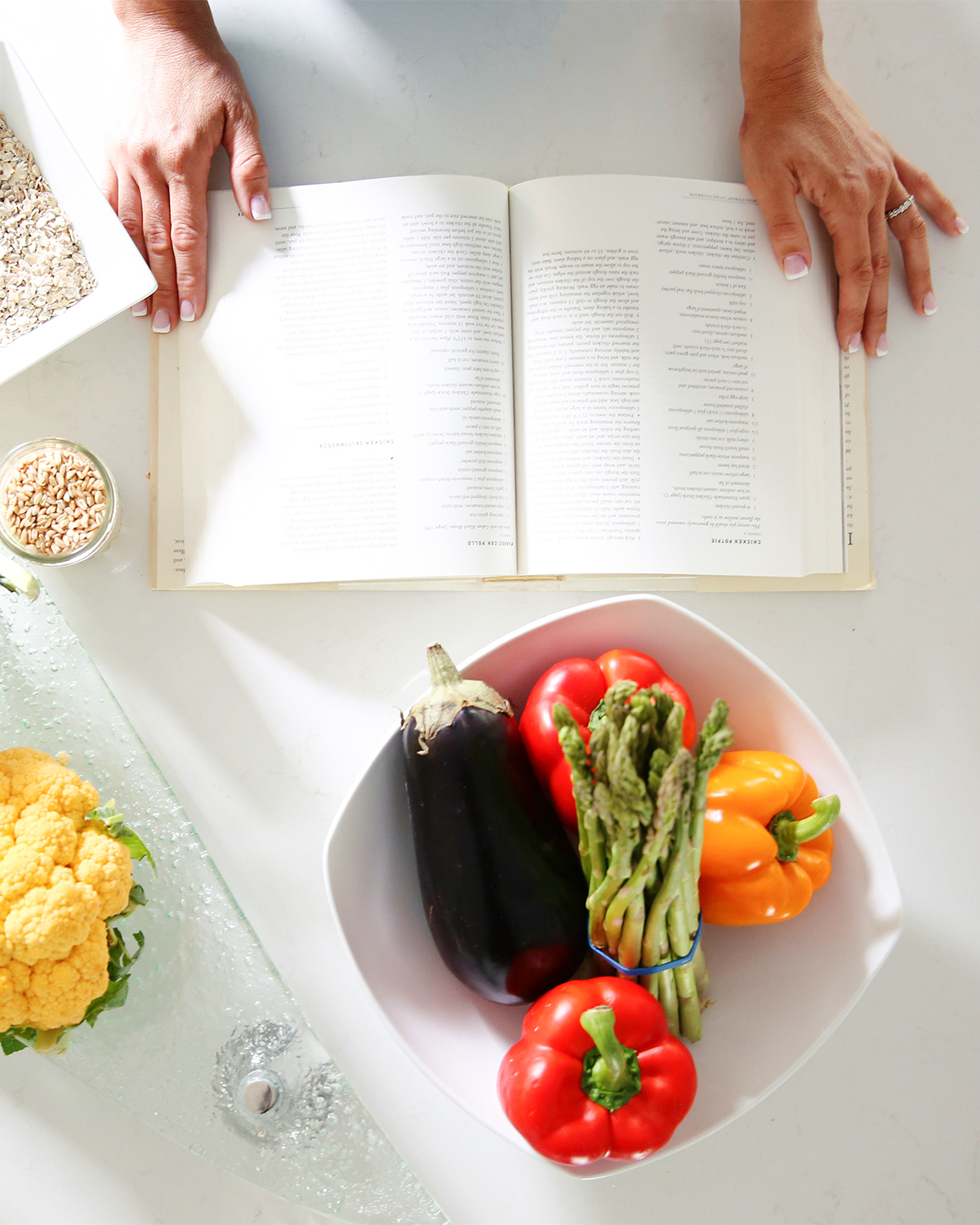 One-On-One Nutrition Counseling