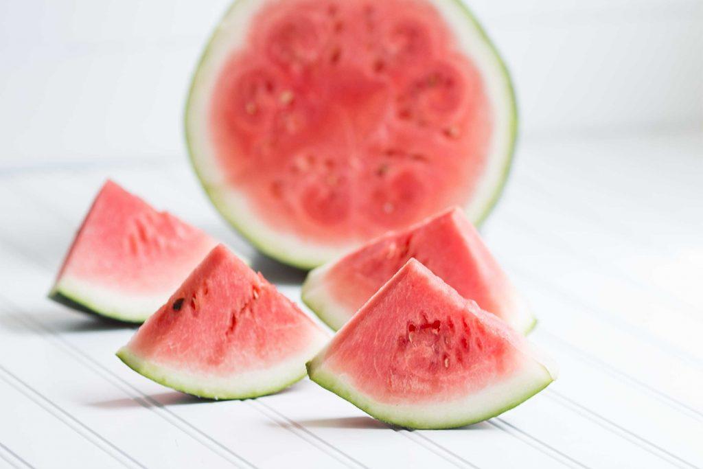 Eat Seasonally: Summer Produce & A Recipe for Summer Shrimp and Tomato Salad
